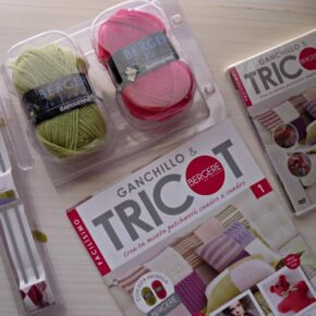 Colección ganchillo y tricot