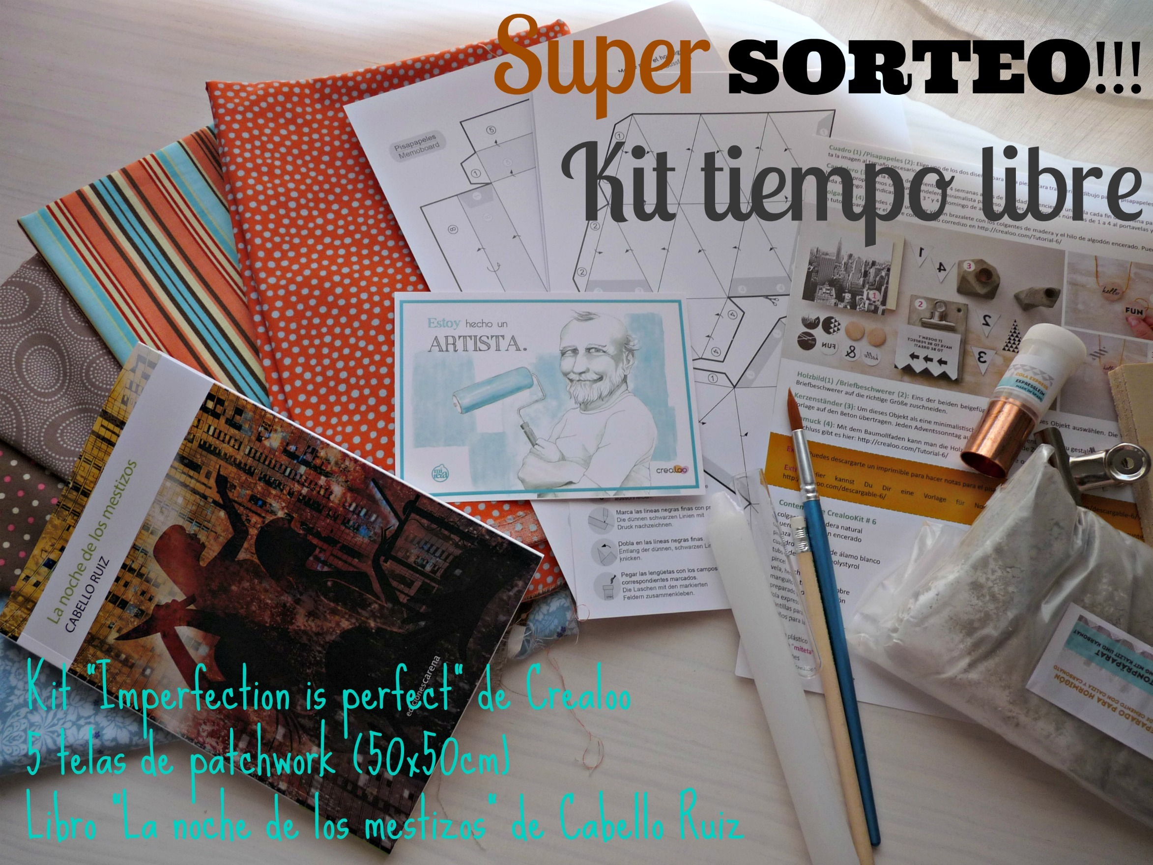 Sorteo lovely and creatiful