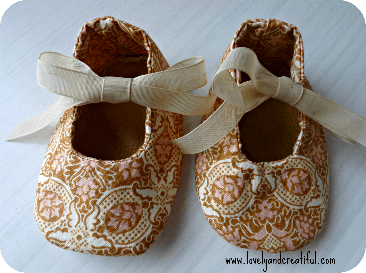 Zapatos de bebé | Lovely And Creatiful