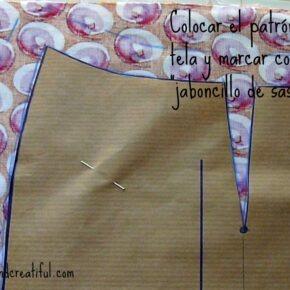 Confección de falda recta (2)