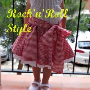 Curso gratis de corte y confección: Falda de capa