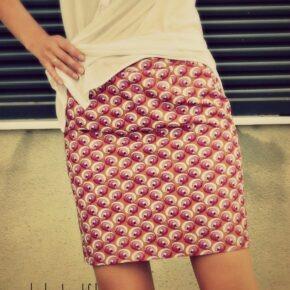 Confección de falda recta (3)