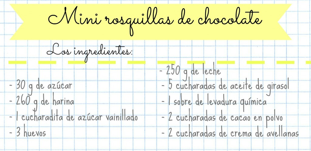 ingredientes_rosquillas_chocolate