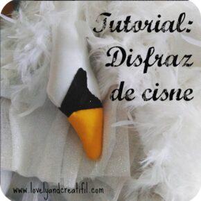 Idea para Carnaval: Disfraz de cisne (Tutorial y patrón gratis)