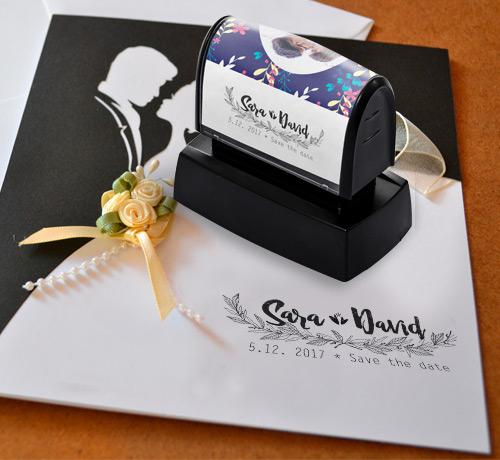 sellos personalizados para bodas