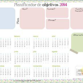Planificación para conseguir tus objetivos