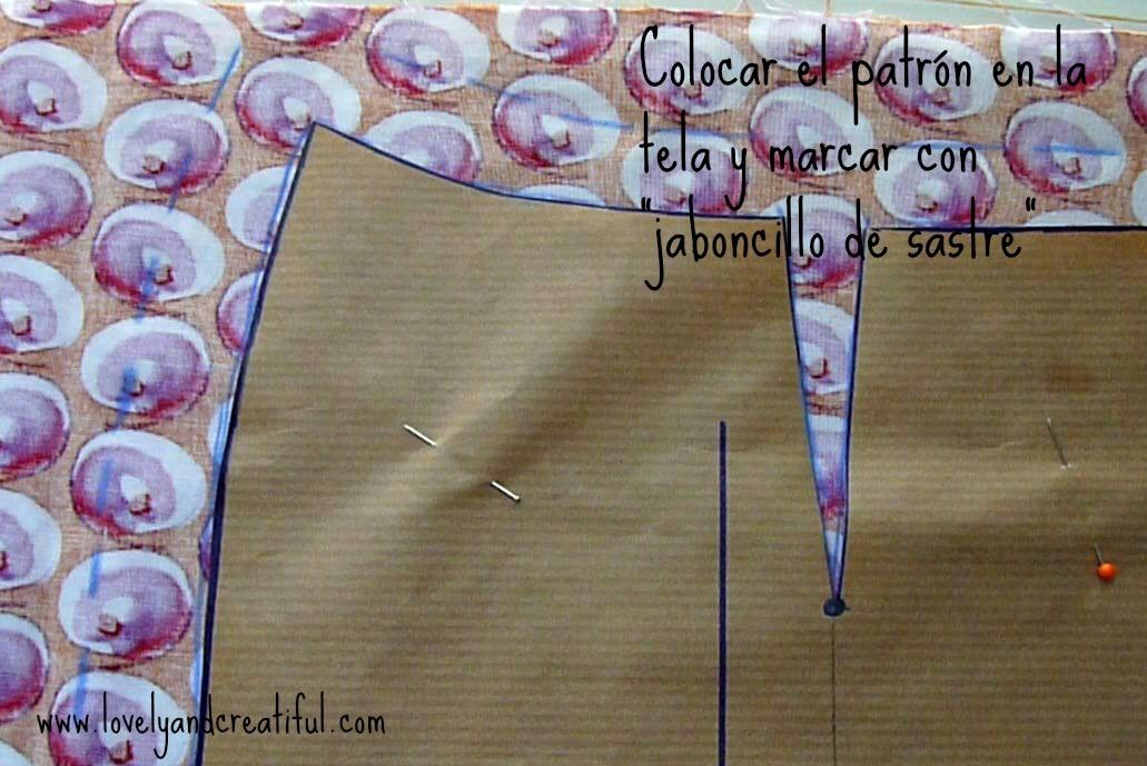 Confección falda 1