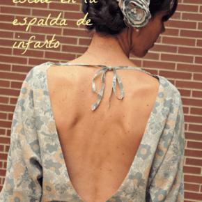 Un vestido estilo vintage muy especial…