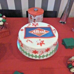 Estas navidades los postres los pongo yo: resumen del #Albalworkshop con Iria Castro y madresfera
