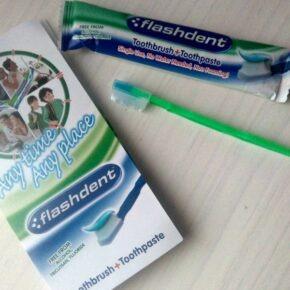 Cepillos de dientes de usar y tirar