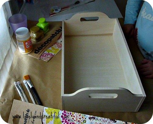 caja de madera decopatch 4